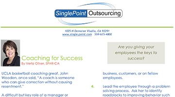 Singlepoint Outsourcing